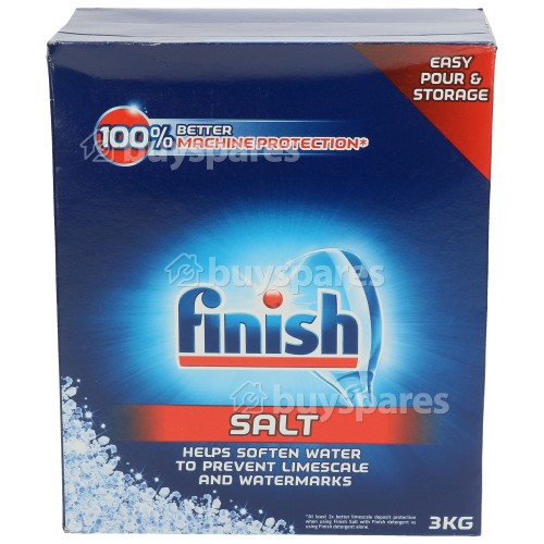 Finish Pure Dishwasher Salt - 3Kg