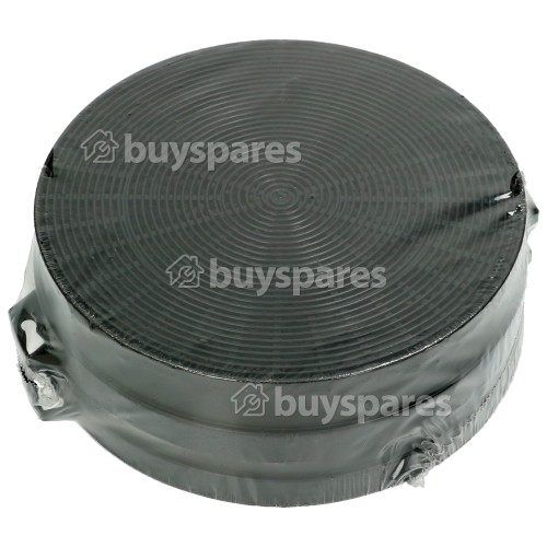 Best Active Carbon Filter - Pack Of 2 : Compatible With FK179F / CHF210/1 / FLT2 / KITF52 / SMGFLT2