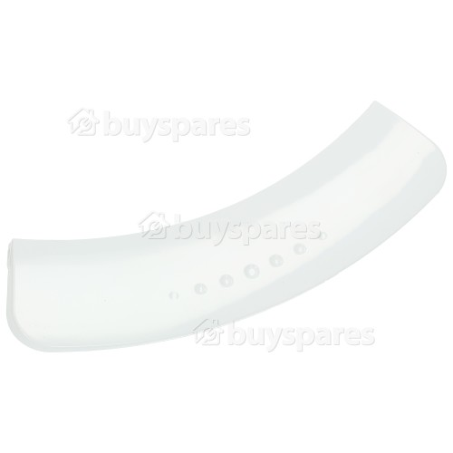 Armani Door Handle White