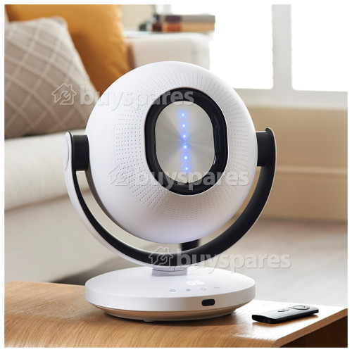 Tors + Olsson Air Pod™ Bladeless Fan With Remote - White