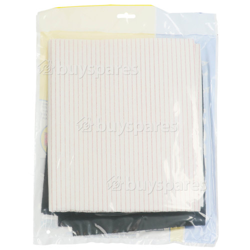Beko Cooker Hood Grease Paper & Carbon Filter Kit