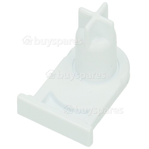 Bosch Fridge Door Hinge Support - White