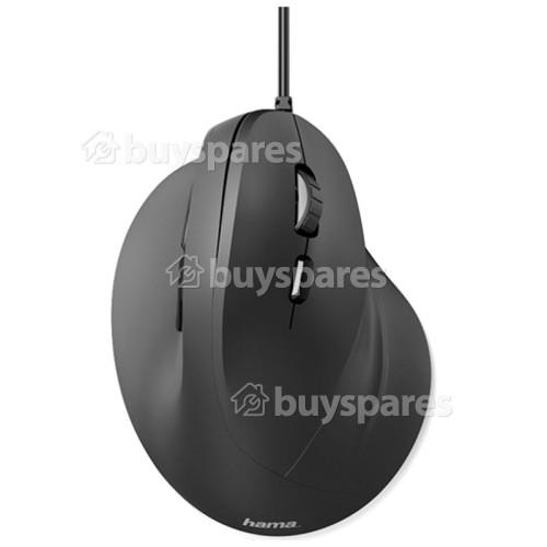 Hama EMC-500 Cabled Vertical Ergonomic Mouse