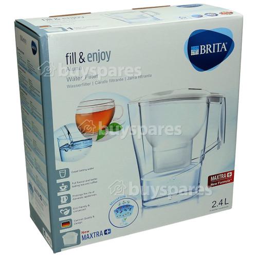 Brita Fill & Enjoy Aluna 2.4L Water Filter Jug