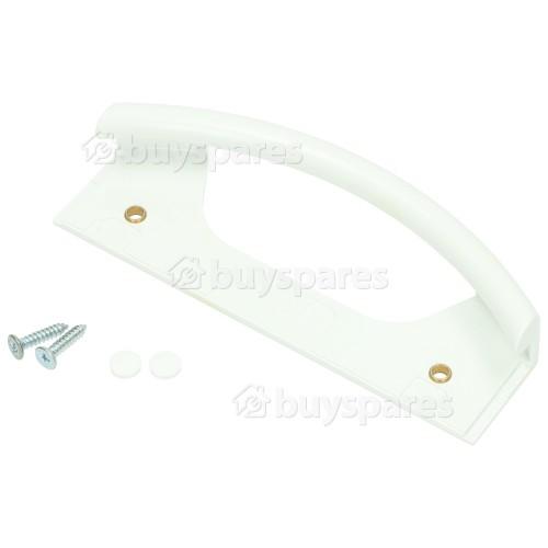 Bosch White Fridge/Freezer Door Handle
