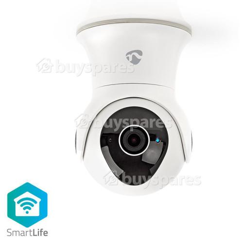 Nedis Smart WiFi Outdoor Pan & Tilt 1080P IP Camera