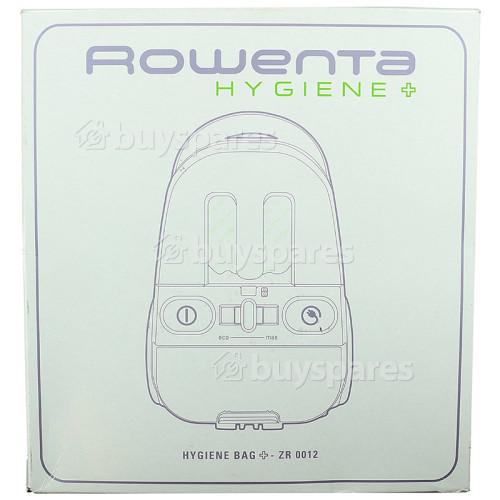 Rowenta ZR001201 Hygiene+ Vacuum Bag Kit