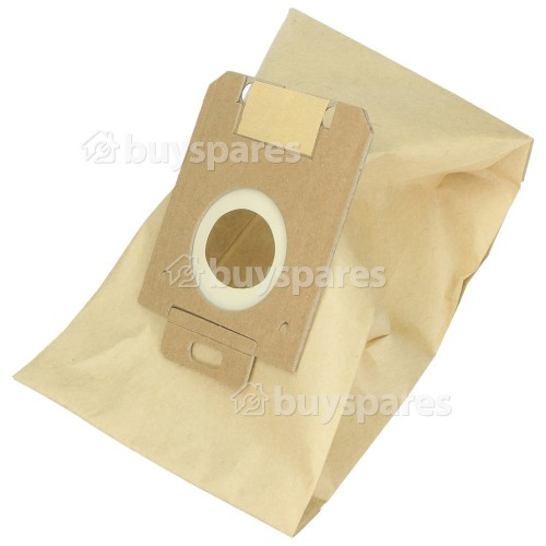 Alfatec E15 E40 E200 & E200B Dust Bag (Pack Of 5) - BAG140