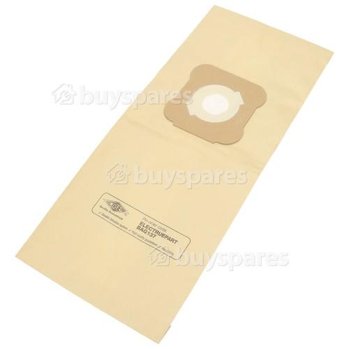 Kirby G Dust Bag (Pack Of 5) - BAG137