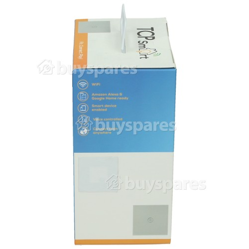 TCP Smart WiFi Single Light Wall Switch
