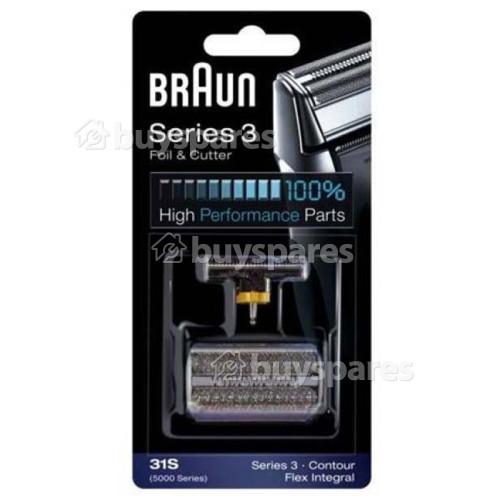 Braun Foil & Cutter Combi Pack
