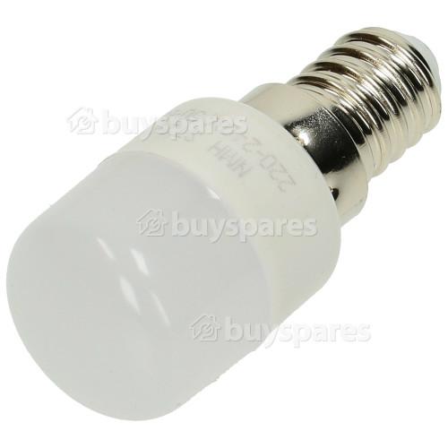 Led Bulb Lamp E14 T25 SES : 6500K 1.6W For Fridges