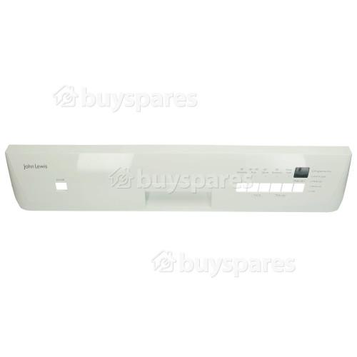 Electrolux Control Panel Fascia