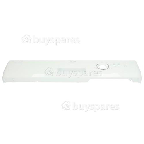 Electrolux Control Panel Fascia - White