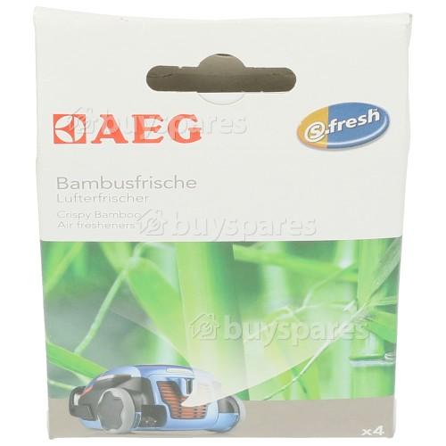 AEG S-fresh™ Crispy Bamboo Air Freshener - Pack Of 4