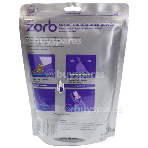Dyson Zorb™ Carpet Cleaning Powder - 750g