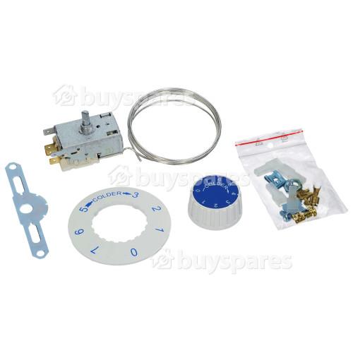 Fridge Freezer Thermostat Universal Kit Ranco K59-L1102 / VT9