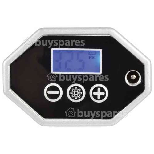 Rechargeable Tyre Inflator With LED Light