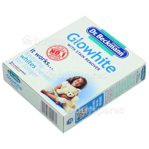 Dr.Beckmann Glowhite Bleichmittel-Dosierbeutel - 3er Packung