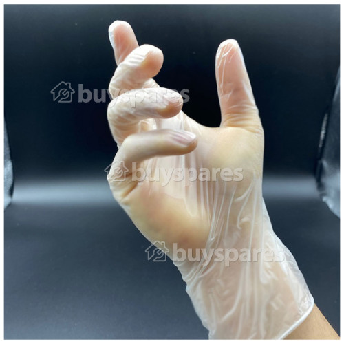 Large Disposable Gloves (Pack Of 100) :PPE