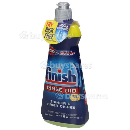 Finish Shine & Protect Lemon Rinse Aid - 400ml