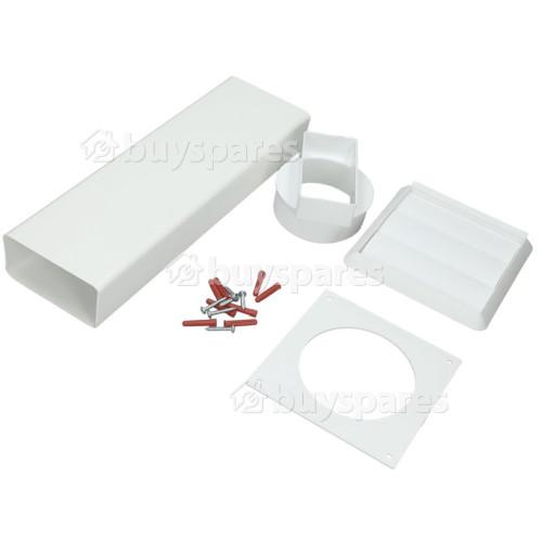 Crusader Universal Permanent Half-Brick Vent Kit