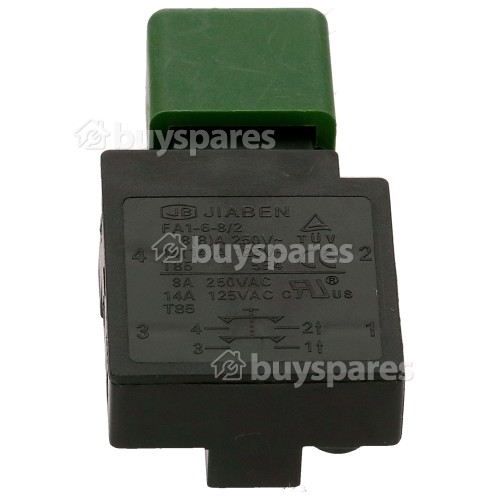 Flymo Lawnmower Push Button Switch : 14050941