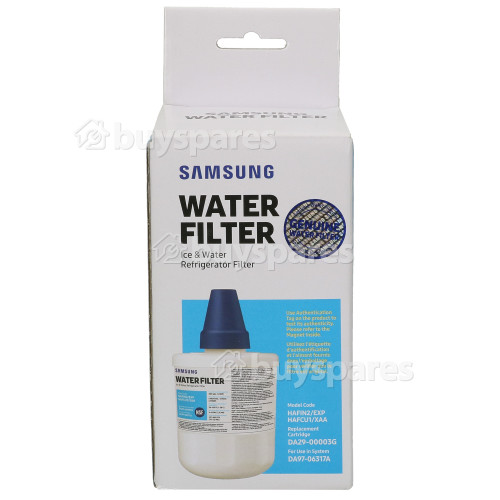 Cartouche - Filtre À Eau Interne HAFIN2/Exp De Réfrigérateur Samsung