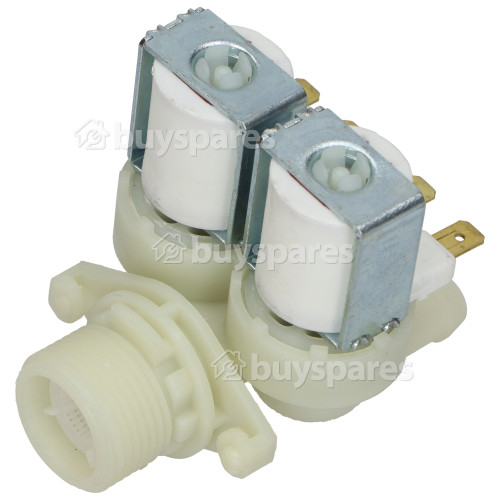 Far F7800 Cold Water Double Solenoid Inlet Valve : 180Deg. 12 Bore Outlets