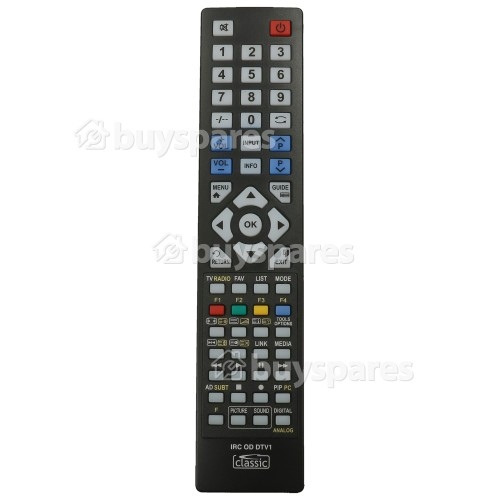 Dyon IRC87032 Remote Control : Logic / Haier Etc.