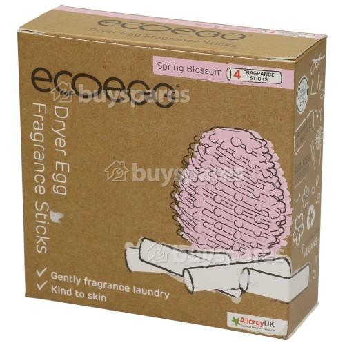Ecoegg Spring Blossom Dryer Egg Fragrance Refill Sticks - 80 Dries