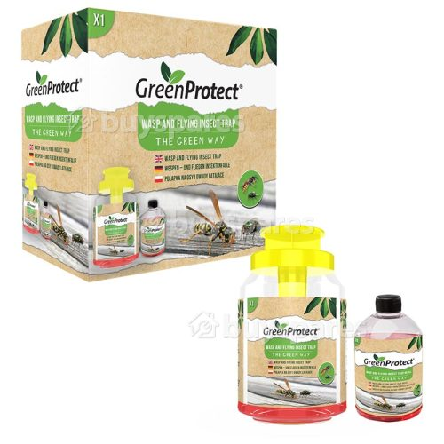 Green Protect Wasp & Flying Insect Trap (pest Control)