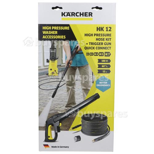 Karcher K720M HK12 12m High Pressure Hose & Gun