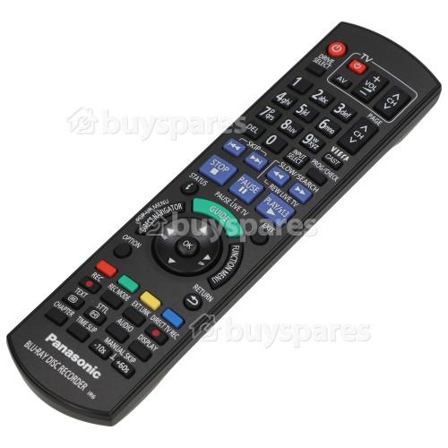 Panasonic N2QAYB000462 DVD Recorder Remote Control