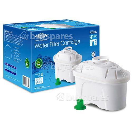 Balay Compatible Brita Maxtra Water Filter Cartridge - Pack Of 4