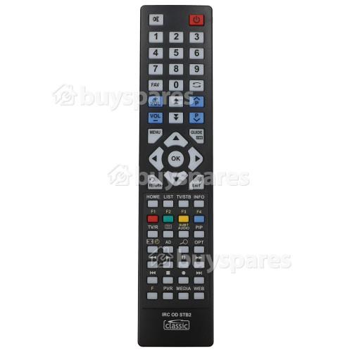 Humax Compatible Set Top Box Remote Control