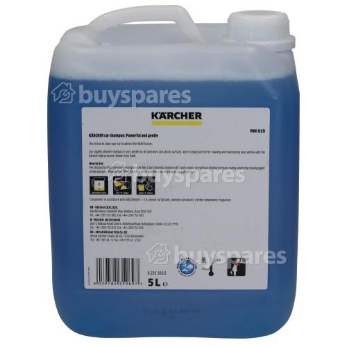 Karcher Pressure Washer Car Shampoo - 5 Litre