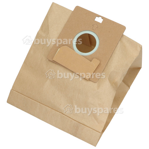 Sac Aspirateur VP77 ( Paquet De 5 ) - BAG187 Zip