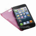 Wellco IPhone 5 Pink Crystal Case