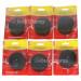 Wellco 30A 3 Terminal Brown/Black Junction Box (Box Fo 6)