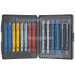 Genuine Rolson 14 Piece Jigsaw Blade Assortment Set