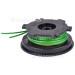 BuySpares Approved part Spool & Line : T/F Performace Power : PRO24ccBCA, PRO24ccSGTA, PWR21ccSGTA, PWR25ccSBCA. Ryobi : RPT701