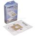 Genuine Nilfisk Paper Dust Bag & Filter Pack (Pack Of 5)