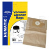 Numatic NVM-1CH Dust Bag (Pack Of 5) - BAG50