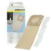 Lot Sacs Papier Et Filtres Aspirateur (Paquet De 10) Karcher