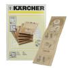 Sacs Aspirateur Et Micro Filtre ( Lot De 5 ) Karcher