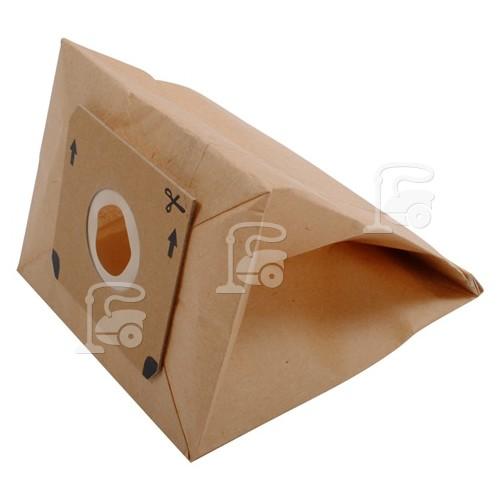 Zanussi ZA120 Paper Bags (Pack Of 5)