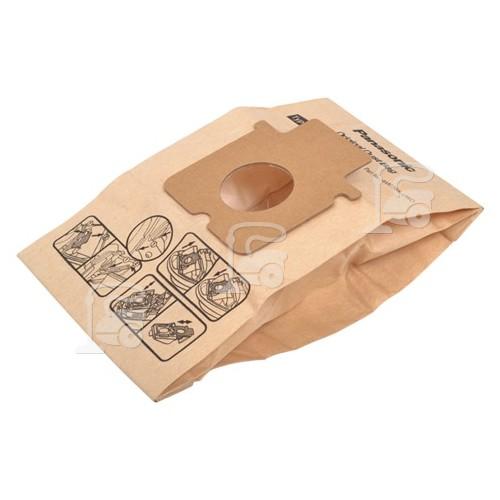 Panasonic C-20E Paper Dust Bag (Pack Of 5)