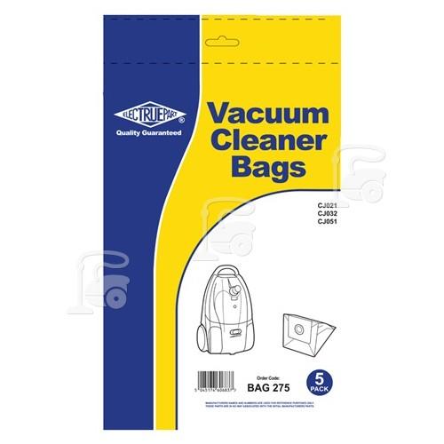 Vax V Paper Dust Bag (Pack Of 5) - BAG275