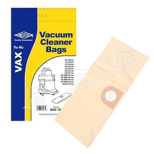 Vax 1S Staubsaugerbeutel (5er Pack) - BAG120